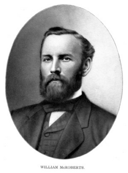 William James McRoberts, Jr