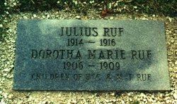 Dorotha Marie Ruf