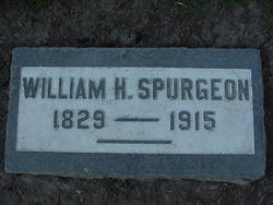 "William Henry ""Uncle Billy"" Spurgeon Sr."