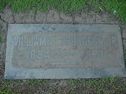 William Henry Spurgeon Jr.