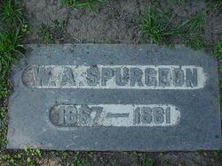 William A. Spurgeon