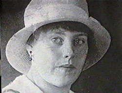 Agnes <I>Speary</I> Burke