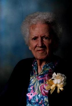 Frances Lawson <I>Thurston</I> Clonts