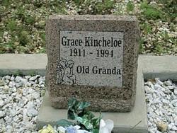 Grace <I>Jeffery</I> Kincheloe