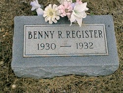 Benny Ray Register
