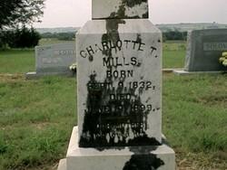 Charlotte T. <I>Billingsley</I> Mills