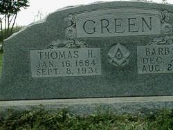 Thomas H. Green