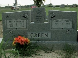 Floyd Thomas Green