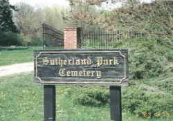 Sutherland Park Cemetery