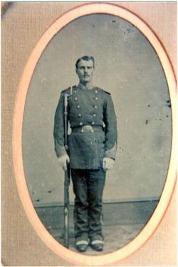 PVT John William Haines