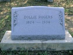 Dollie <I>Scott</I> Rogers