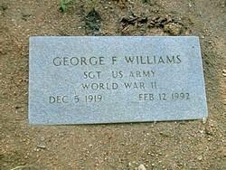George Fowler Williams