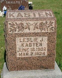 Leslie J Kasten