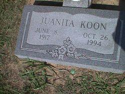 Juanita Koon