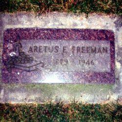 Aretus Erastus Freeman
