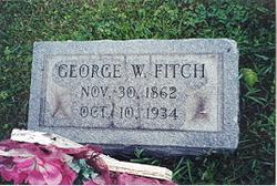 George Washington Fitch