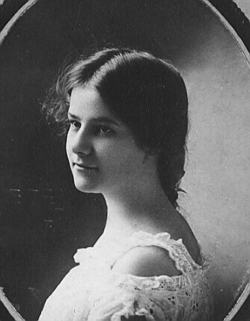 Marguerite <I>Morgan</I> Talbot