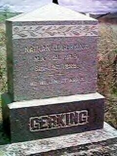Nathan Joseph Gerking