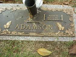 Addie B. Adamson