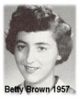 Betty <I>Brown</I> Butler