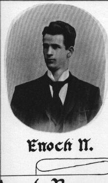 Enoch Nephi Naegle