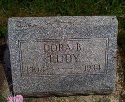 Dora Beatrice <I>Journay</I> Ludy