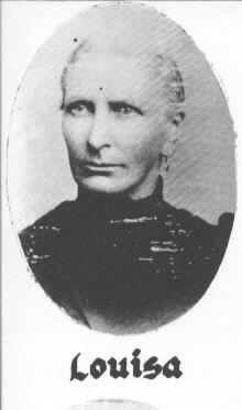Mary Louisa <I>Kepple</I> Naegle