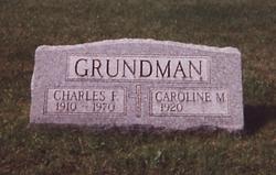 Charles Francis Grundman