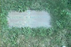 Eugene M Robinson