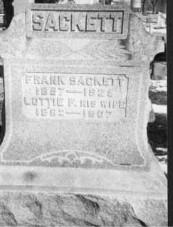 Frank Sackett
