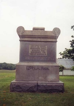 12th New Hampshire Infantry Monument