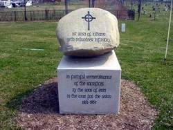 35th Indiana  Volunteer Infantry Monument