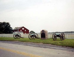 4th United States Artillery, Battery K Monument