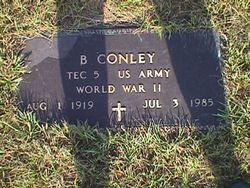 TSGT Billy Conley