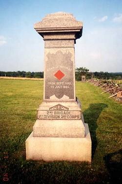 99th Pennsylvania Infantry Monument