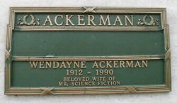 Wendayne Ackerman
