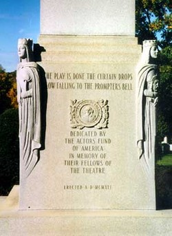Actor's Fund Memorial