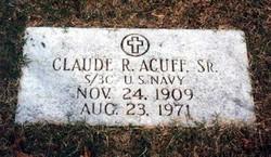 Claude Roger Acuff, Sr