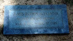 "James Darwin ""Jeff"" Alexander"