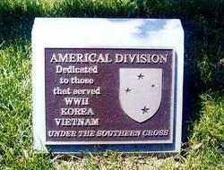 Americal Division Memorial - Find A Grave Memorial