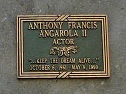 Anthony Francis Angarola, II