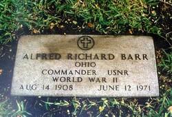 Alfred Richard Barr