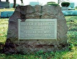 Oliver R. Barrett