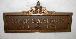 Elmer Clinton Adolph Berger