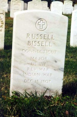 MAJ Russell Bissell