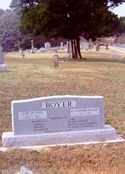 John Trunnel Boyer