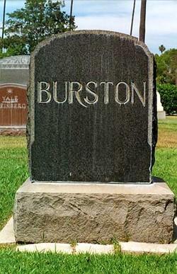 Louis Burston