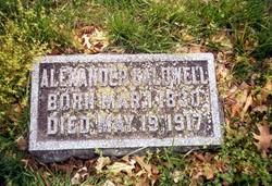 Alexander Caldwell, Sr