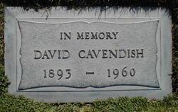 David Cavendish