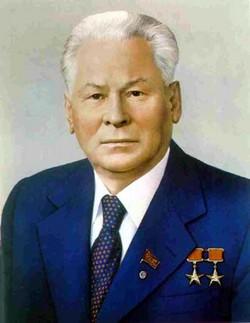 Konstantin Ustinovich Chernenko